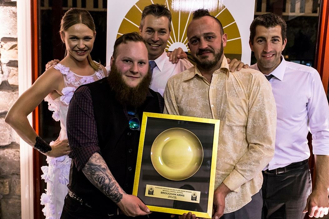 State Winner Golden Plate 2015 Editorial - Bendigo Advertiser